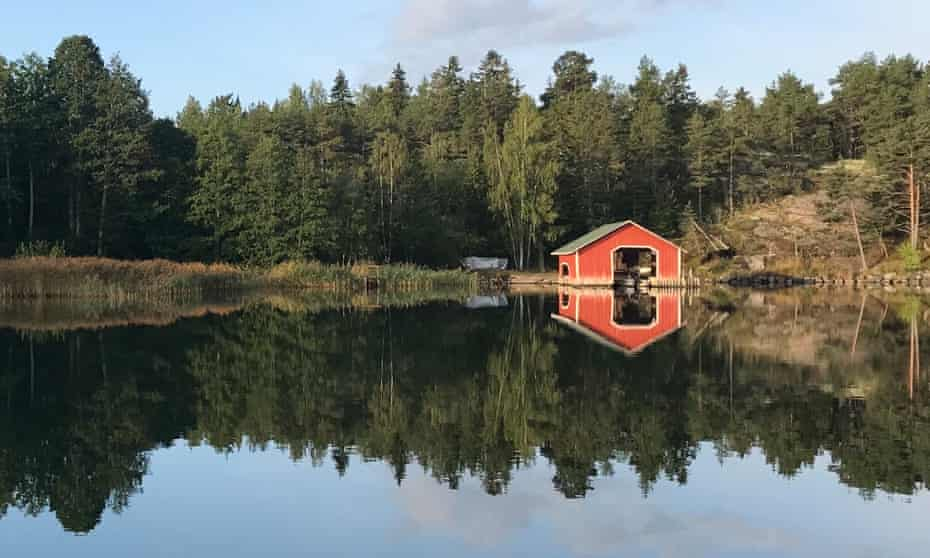 The island of Korpo