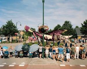 Flower parade, Leersum #1, August 2012