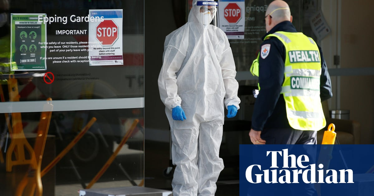 Australia's Covid aged care deaths 'worst disaster that is still unfolding before my eyes' – The Guardian