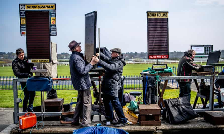 'Beneath the eye-watering numbers on profits and turnover, it is increasingly possible to sense much more difficult times ahead for bookmakers.'