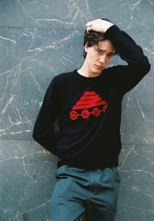 """Whip it good Cult knitwear label Hades has launched its first menswear collection with designer Cassie Holland's trio of jumpers paying homage to 1970s band Devo and its """"subversive critique of society"""". The knits are handmade in Scotland. £220, hades-shop.co.uk"""