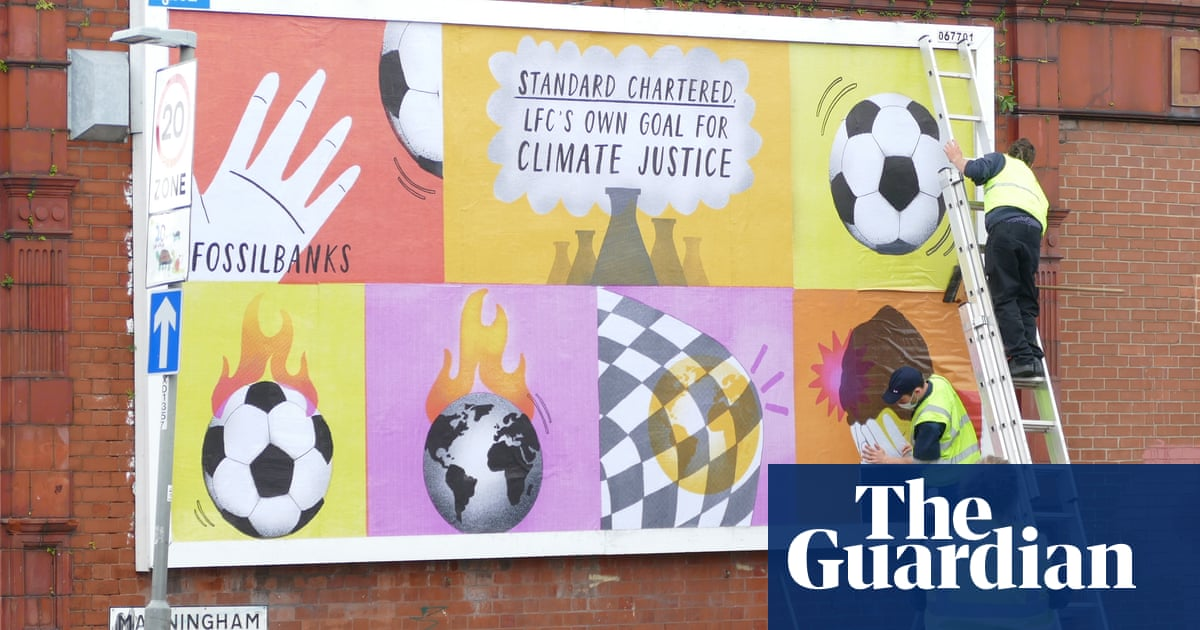Activists target Standard Chartered from all sides over fossil fuel links