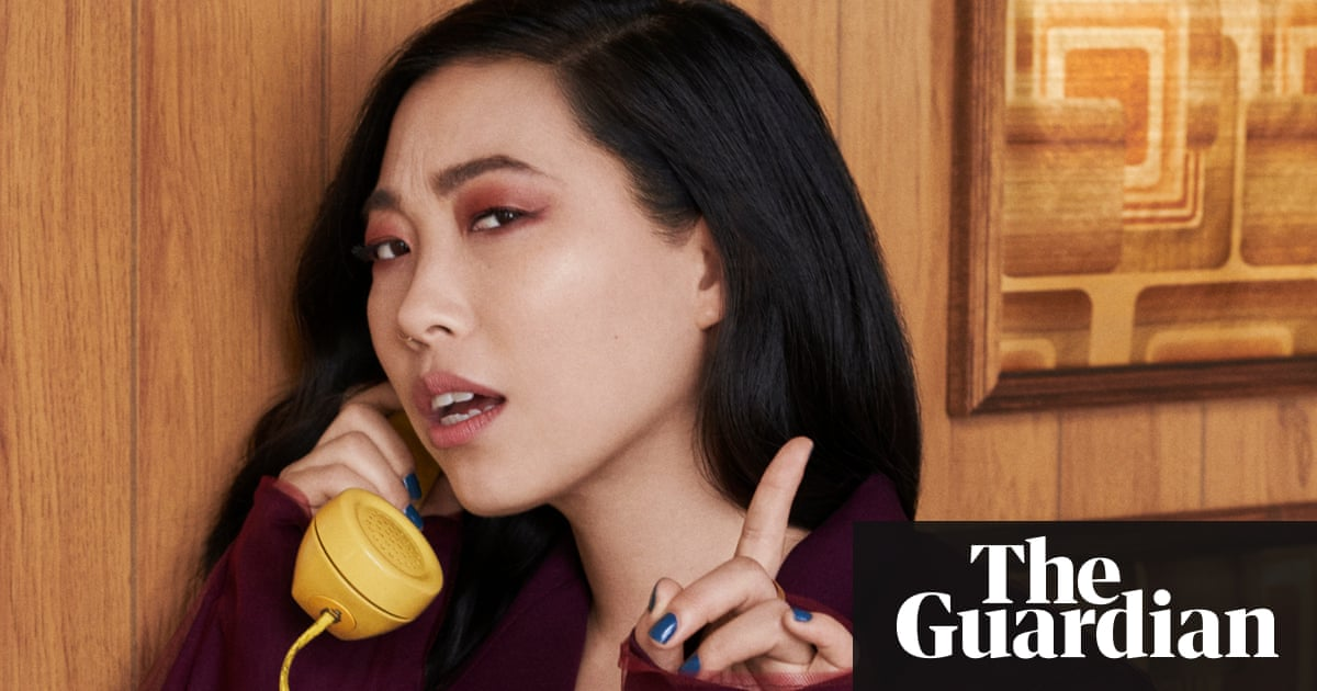 Awkwafina: 'I was always the crazy one, the funny one. I'd do anything for a laugh'