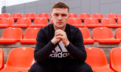 Kieran Trippier: 'Everywhere I go they shout Rooney at me. Everyone'