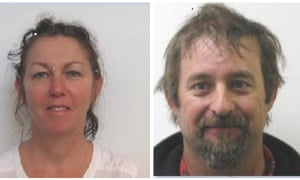 Jennie Anne Kehlet, 49, and Raymond Keith Kehlet, 47, were last seen at the area called Table Top just out of Sandstone on Sunday 22 March 2015. A land and air search has been underway since late March.