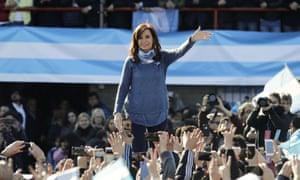 Cristina Fernández de Kirchner denies wrongdoing in Argentina's worst terror attack.
