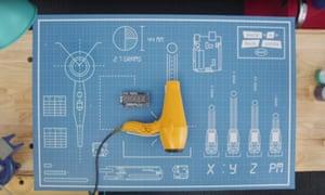 IBM's hack a hairdryer campaign