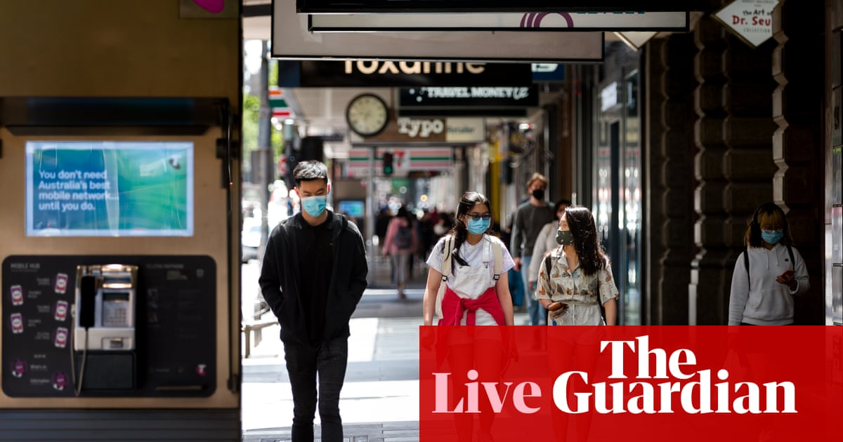 Victoria records zero coronavirus cases and Melbourne lockdown lifted as NSW records two – live – The Guardian