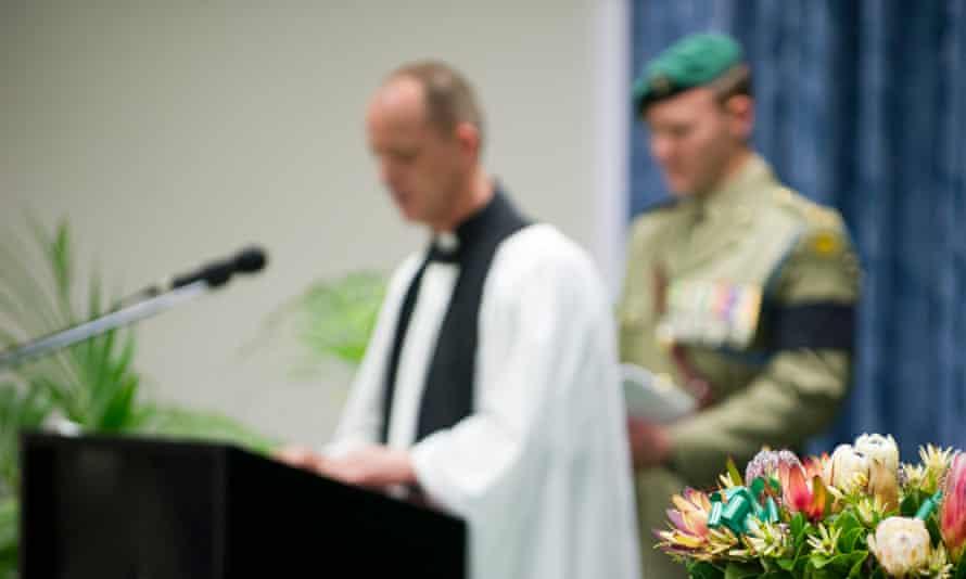 Australian army chaplains