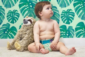 Modern reusable nappies are available in cotton, bamboo and hemp.