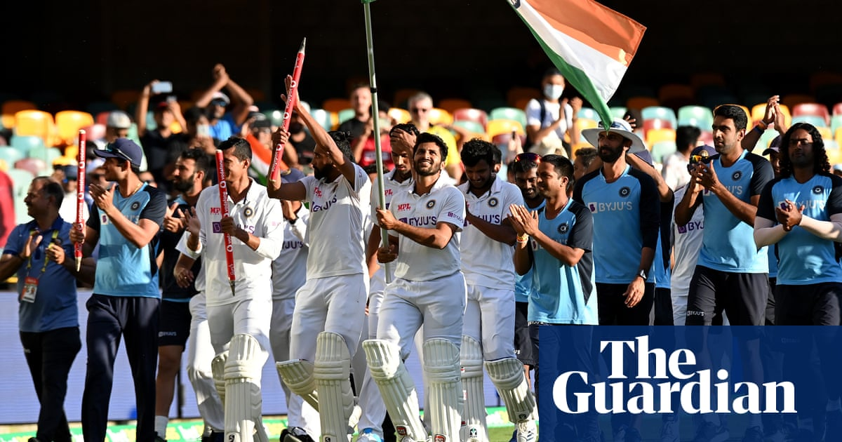 Rishabh Pant leads record-breaking chase as India beat Australia to fourth Test and series