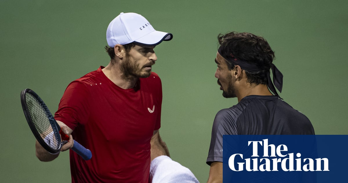 Andy Murray explains why he was furious with Fabio Fognini at Shanghai Masters - video