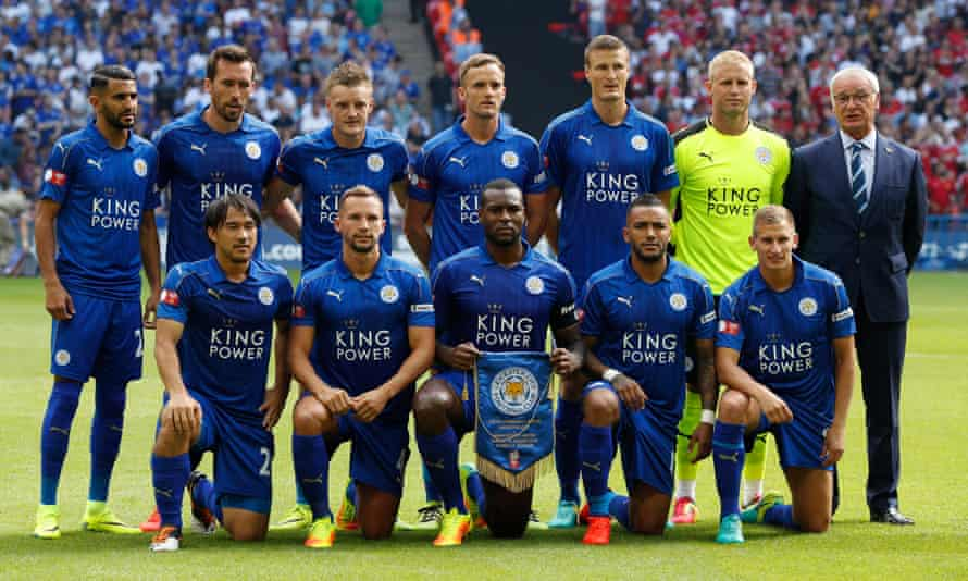 Expect a regression to the mean for Leicester City.