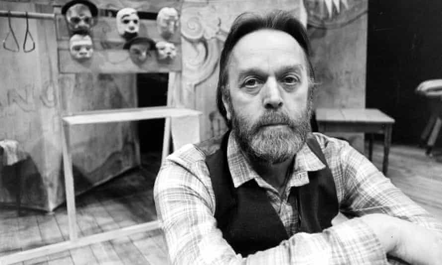 William Gaskill in1980.