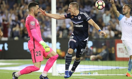 Victory seal controversial comeback win in Melbourne derby