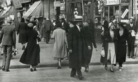 Source of inspiration … Harlem, in 1940.