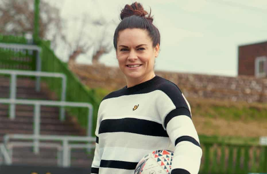 Claire Rafferty is a board member at Lewes FC.