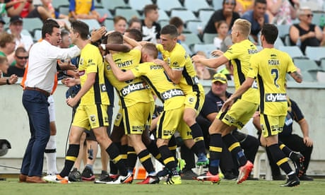 Central Coast finally post consecutive A-League wins with victory over Adelaide