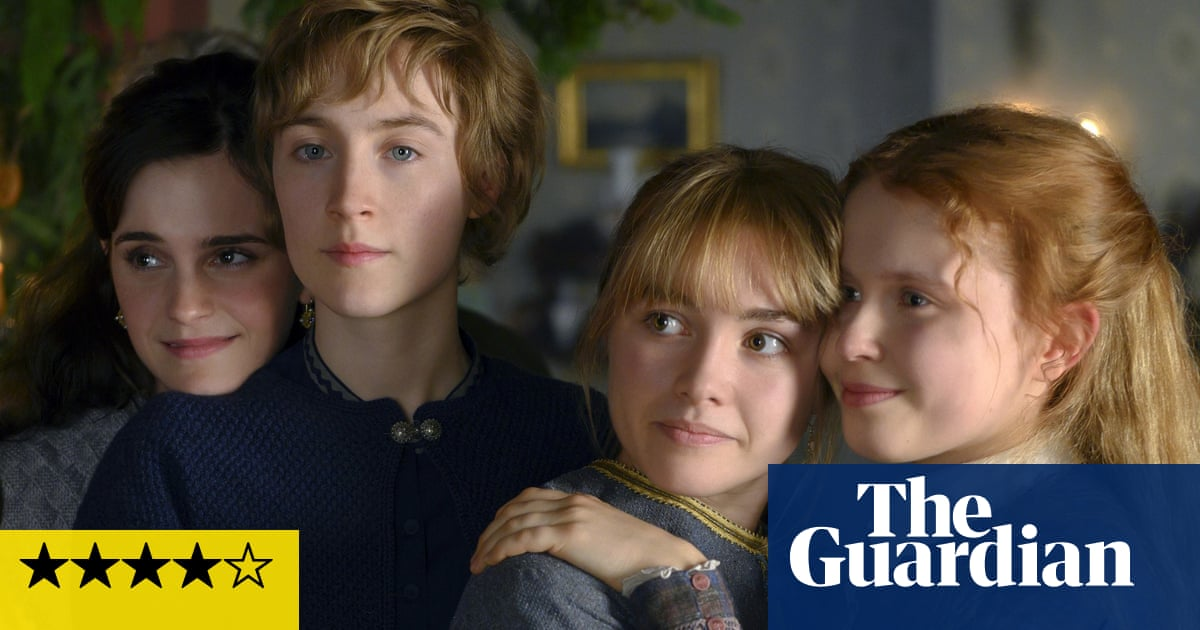 Little Women review – the freshest literary adaptation of the year