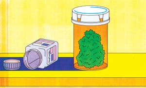 Several US states allow anyone with an opioid prescription to obtain a medical marijuana card.