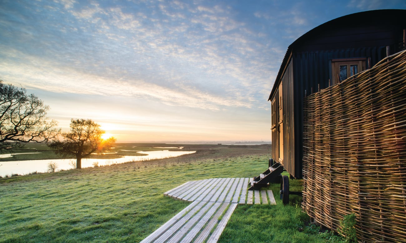 10 great conservation-led places to stay around the UK