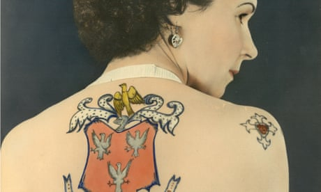 afec33267 Life at the sharp end: Jessie Knight, Britain's first female tattoo artist