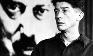 'Both watched and self-watching' … John Hurt as Winston Smith in the film of Nineteen Eighty-Four.