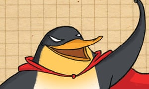how to draw penguins book