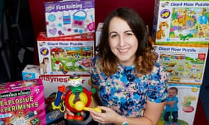 'More and more people are looking for toys that have some longevity' … Jennifer Murray.