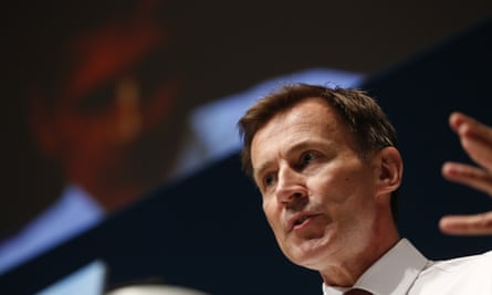 Jeremy Hunt, the foreign secretary, pledged to enact all of the report's recommendations if he became prime minister.