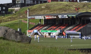 The game in the Faroes was not sold out …