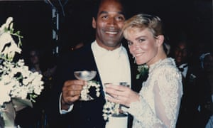 OJ Simpson and Nicole Brown's wedding day, from the Oscar-nominated OJ: Made in America,