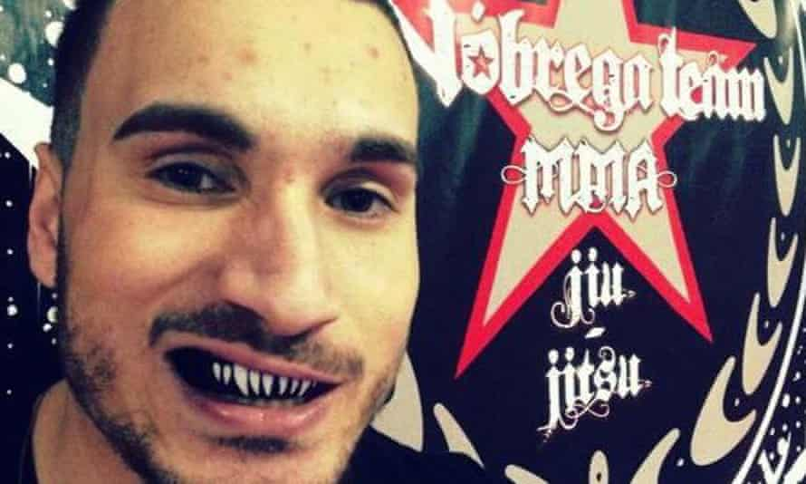 João Carvalho died after an MMA fight this week.