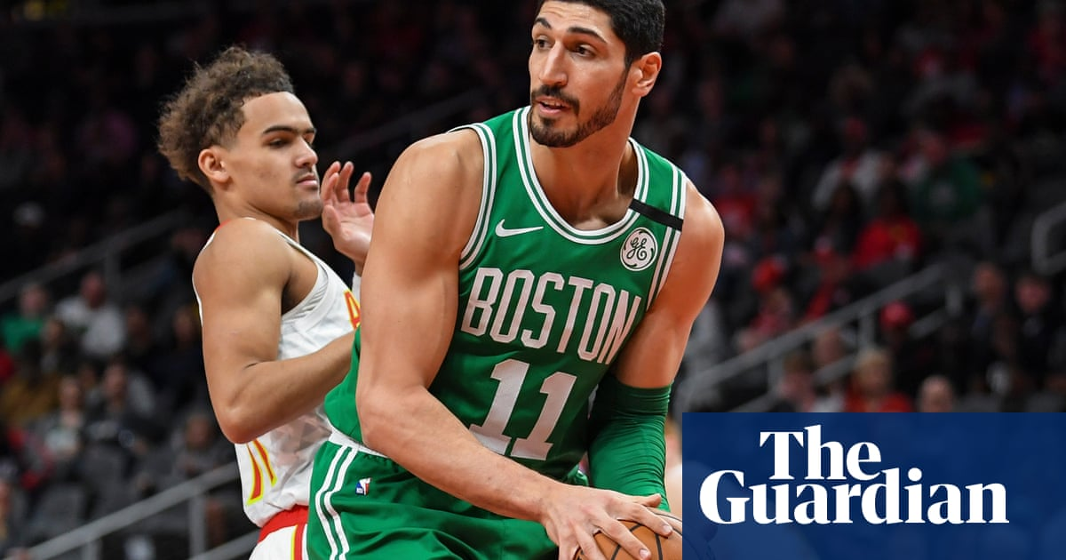 NBAs Enes Kanter says father acquitted of terrorism charges