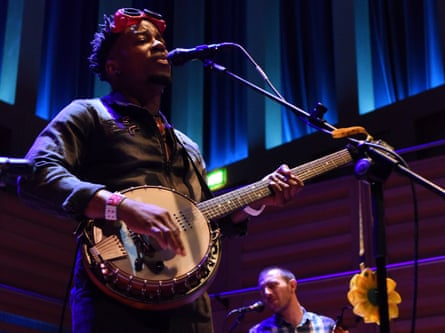 Blick Bassy in concert at Kings Place