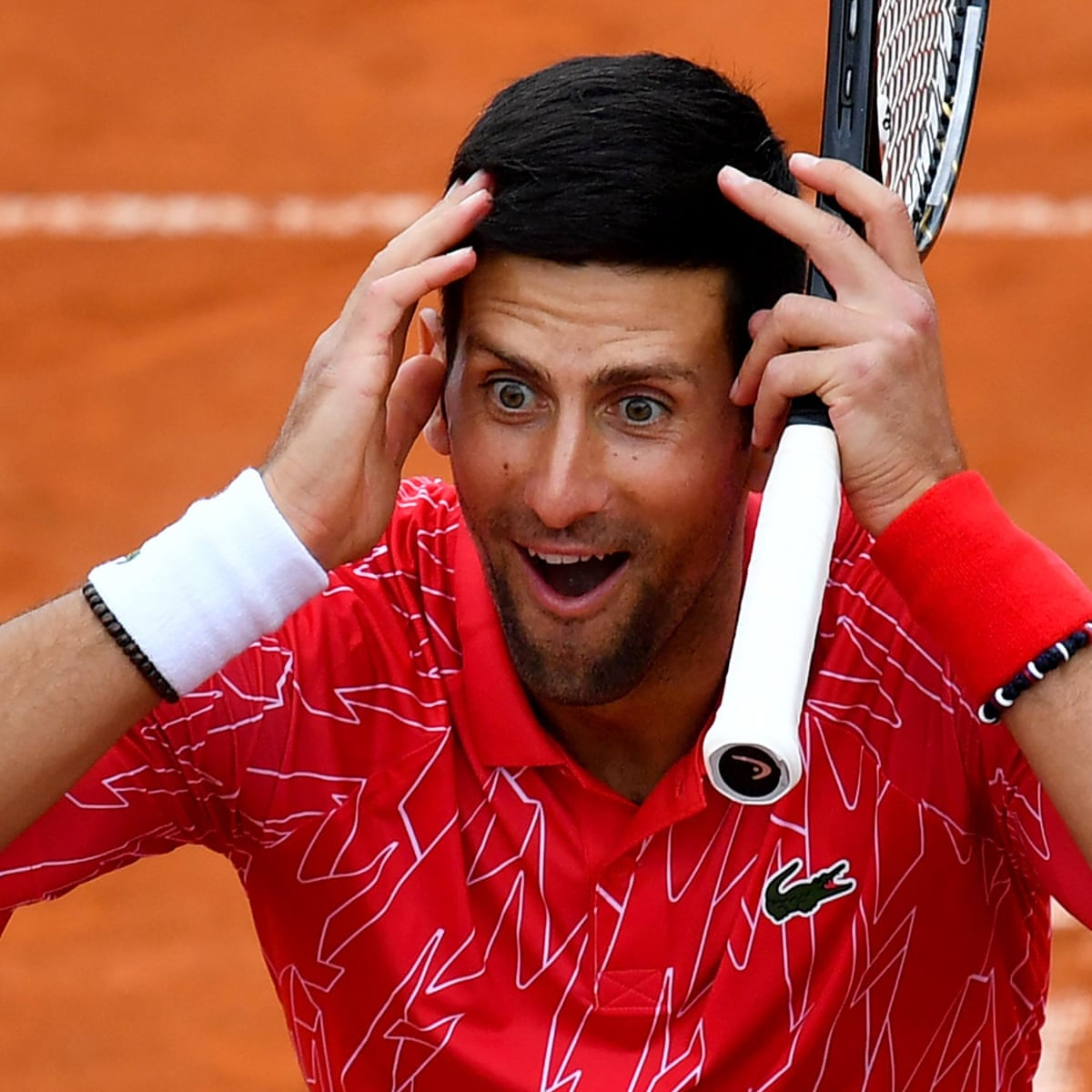 Novak Djokovic Attacks Witch Hunt And Says He Has No Regrets Over Adria Tour Novak Djokovic The Guardian