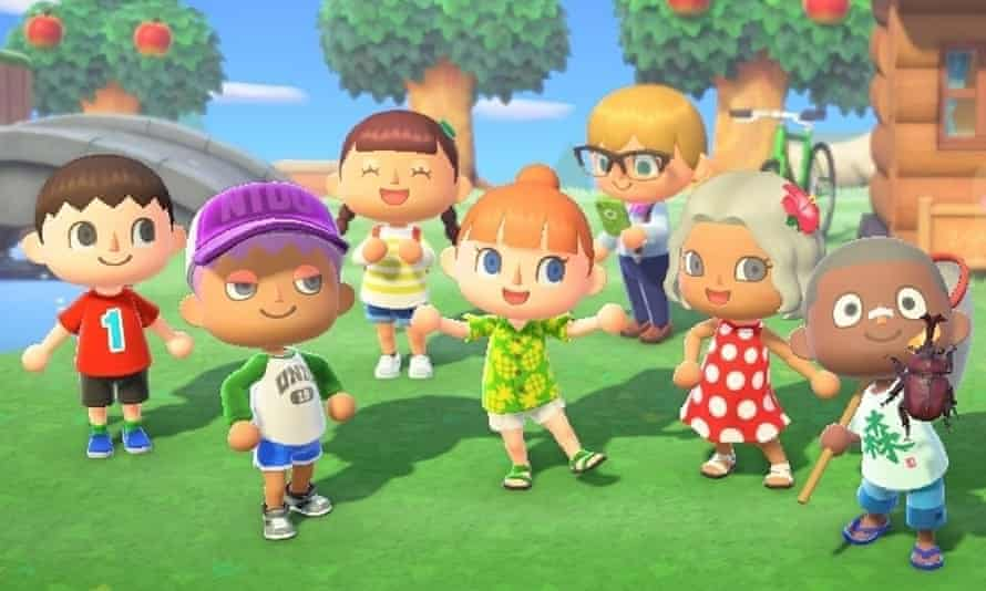 Nintendo's Animal Crossing.