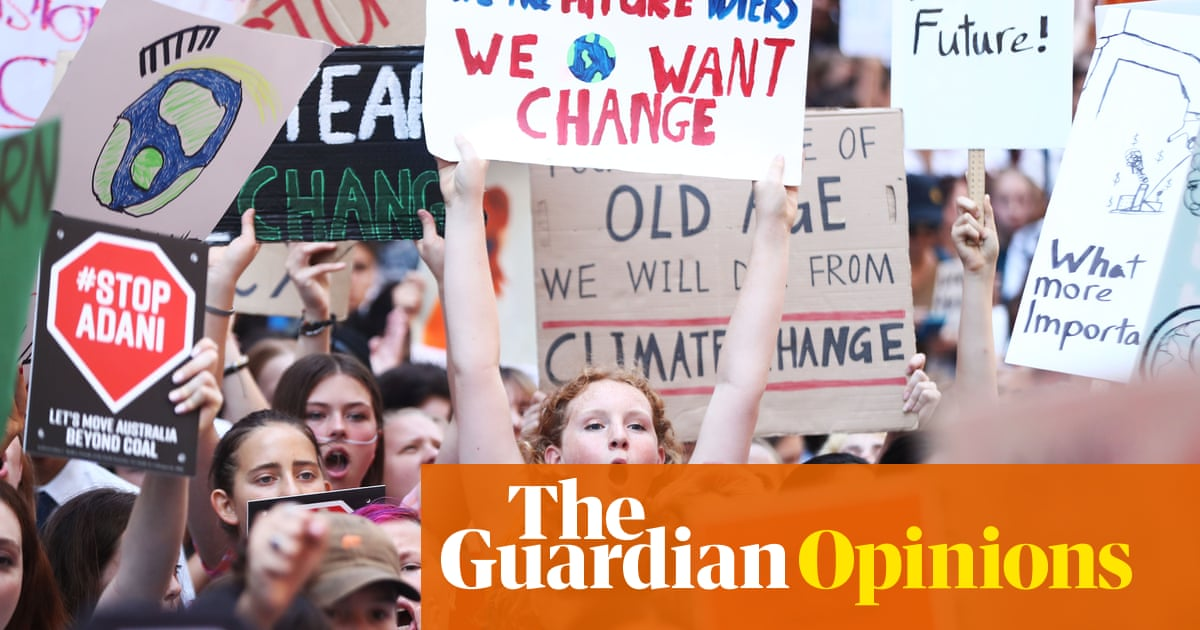 With the planet burning, we need to take control ourselves | Jeff Sparrow