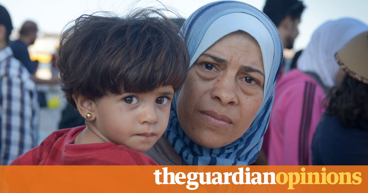 How many refugees should the uk take in patrick kingsley diane how many refugees should the uk take in patrick kingsley diane abbott dan hannan tim finch jonathan wittenberg opinion the guardian ccuart Choice Image