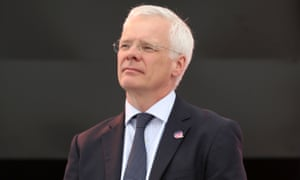 Richard Bowker, who will quit as UK Athletics chairman at the end of the month.