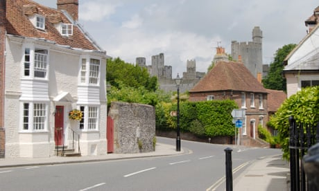 Let's move to Arundel, West Sussex: land of turrets and tea rooms