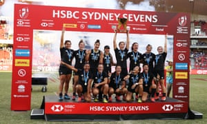 New Zealand rugby sevens team