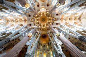 Shortlist - Sagrada Familia, by Anumit Sasidharan