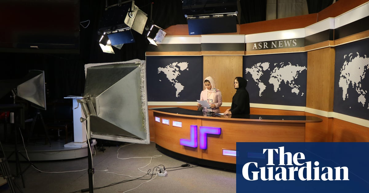 'We see silence filled with fear': female Afghan journalists plead for help