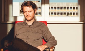 Could do with a bit more wit … Zach Condon of Beirut.