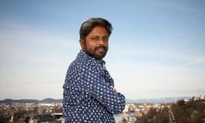 Ahmedur Rashid Chowdhury, in exile in Norway.