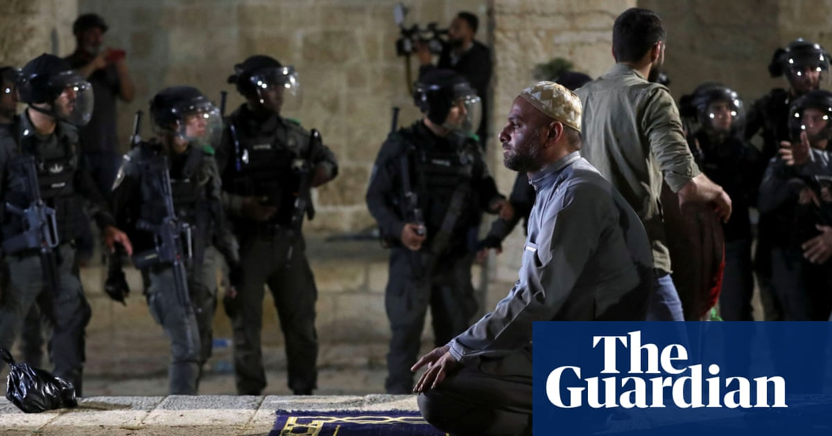Israeli police clash with protesters over Palestinian evictions