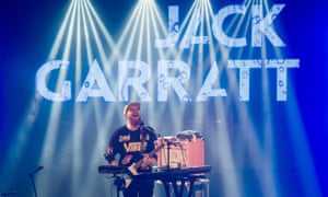 'A frenzy of growls and physical twitches' … Jack Garratt performing at Heaven.