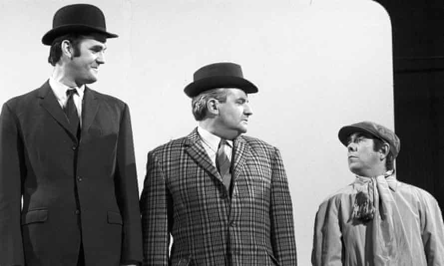 The Frost Report's classic Class Sketch featuring John Cleese, Ronnie Barker and Ronnie Corbett.