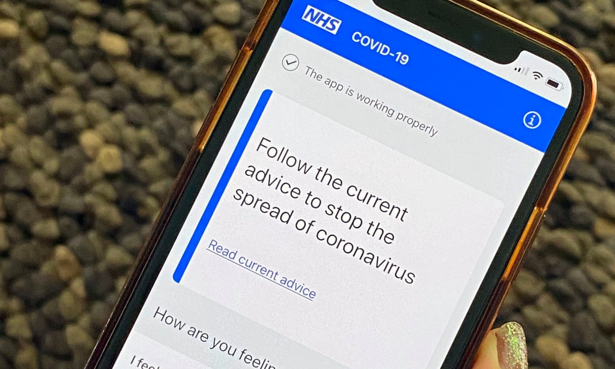 Nhs Groups Nervous About Lockdown Easing Without Contact Tracing World News The Guardian